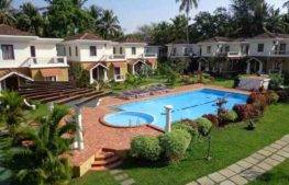 Residential Project with Swimming Pool in Goa