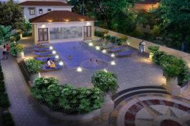 Villas with Swimming Pool in North Goa