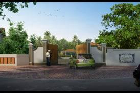 Villa Project by Classic Squares Goa