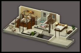 Plan-Villas in Goa