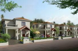 Villas in Soccorro Goa