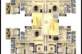 Zion Square 2 Floor Plan North Goa