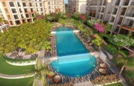 Apartments with Swimmimg Pool in North Goa