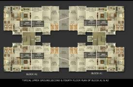 Zion Square Apartment Project Floor Plan