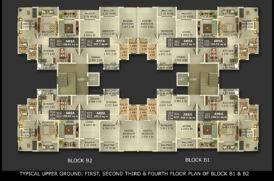 Block B1 and B2 Floor Plan