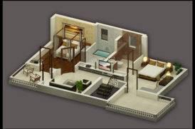 Plan of Best Villa Project in Goa